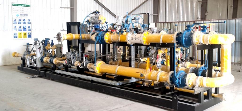 Techno Futura   Oil and Gas Processing Skids